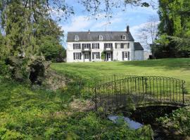 Clairefontaine Chambre d'Hôtes, Angy (рядом с городом Agnetz)