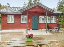 Three-Bedroom Holiday Home in Orje, Ørje