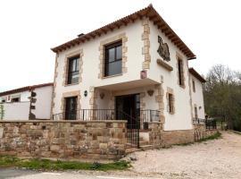 Casa Rural Albeytares, Aldehuela del Rincón (Dombellas yakınında)