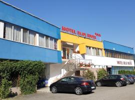 Motel Blue River Calimanesti, Călimăneşti (À proximité de: Băile Olăneşti)