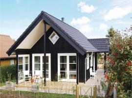 Holiday home Hallumvej Esbjerg V IX, Hjerting (Sjælborg yakınında)