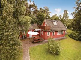 Holiday home Myrevej Nexø I, Balke (Langedeby yakınında)