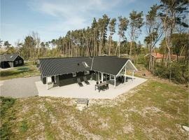 Holiday Home Nexø with Fireplace 05, Bedegård