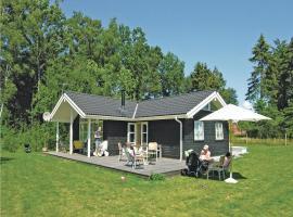 Holiday home Toftegårdsvej Hasle X, Tofte (Hasle yakınında)