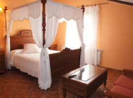 Casa Rural Blas, Brihuega (Balconete yakınında)