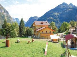Gufo, Agordo (Rivamonte yakınında)