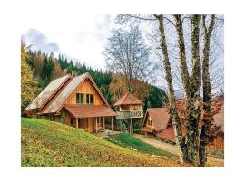 Two-Bedroom Holiday Home in Comeglians (UD), Salars (рядом с городом Равасклетто)