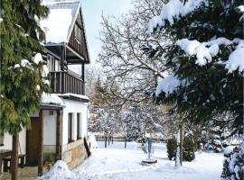 Holiday home Jilove u Drzkova, Jílové u Držkova