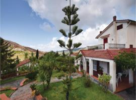Villa Santulli, Matonti