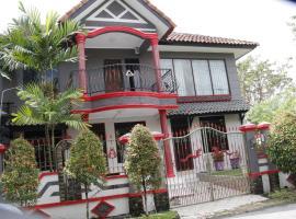 Rudi House, Батам (рядом с городом Kangboi)
