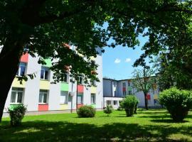 Dijaški dom Bežigrad Ljubljana Hostel