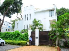 Villa Samaara11, Candolim Beach 300mts, luxury 3BR, Bastora