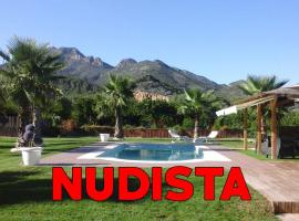 Nudista Villa Rosaleda - Adult Only