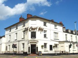 Grail Court Hotel, Burton upon Trent