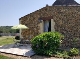 Chambres d'hotes La Joubertie, Les Jouberties (рядом с городом Vergt)