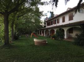 Casale Marcantonio, Mozzagrogna
