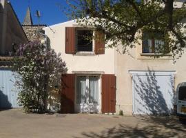 Maison Sous les Platanes, Saint-Pantaléon-les-Vignes (рядом с городом Rousset-les-Vignes)