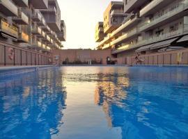Alessia Beach Port Apartment, Badalona