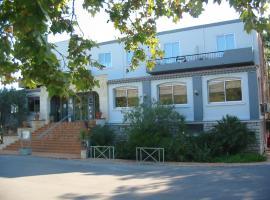 Hôtellerie De Balajan, Вик-ла-Гардьоль (рядом с городом Фронтиньян)