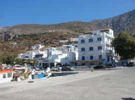 Miké Hotel, Aegiali