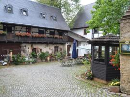 zum Frongut, Burgstaedt (Lunzenau yakınında)