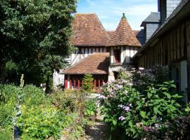 La Hérissonniere, Saint-Aubin-de-Bonneval (рядом с городом Montreuil-l'Argillé)