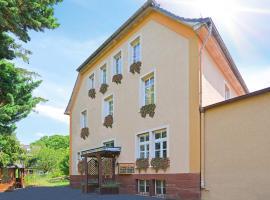 Pension zum Saale Blick, Bad Kissingen (Ramsthal yakınında)