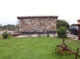 Casona Los Gamonales, Carreno