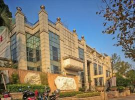 南京天泓山庄会所, Nanjing (Qilin yakınında)