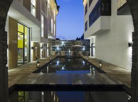 Yijushe Arts Hotel, Tongxiang (Wuzhen yakınında)