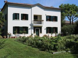 Villa Ca Bianca, Treponti