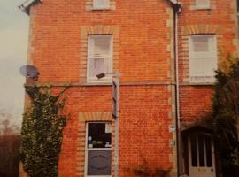 No1 Park Terrace, Глостънбъри