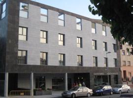 Visit Hotel, Каспе (рядом с городом Пеньяльба)