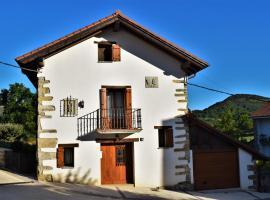 Casa Artegia, Mezkiriz (Espinal-Auzperri yakınında)