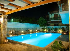 Neda Hotel, Олимпия (рядом с городом Dhroúva)