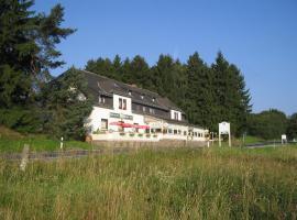 Berghotel Hohe-Acht, Siebenbach (Kaltenborn yakınında)