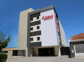 Litani Comfort Inn, Santa Fé do Sul (Ilha Solteira yakınında)
