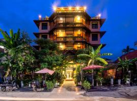 Angkor Panoramic Boutique Hotel, Siem Riep