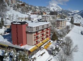 Alpine Classic Hotel, Leysin