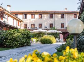 Hotel Al Posta, Casarsa della Delizia (Zoppola yakınında)