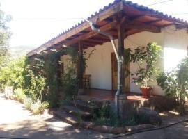 Casa Campo Los Tricahues, Los Tiuques (Lolol yakınında)