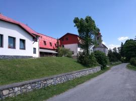 Pension Sport, Malá Morava (Hanušovice yakınında)