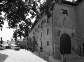 Hospedería Palacio de Casafuerte, Сарратон