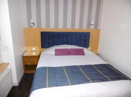 Hotel De L'Arrivée, Guingamp