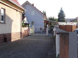Apartment Gerda, Dieburg