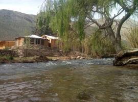 La Cabaña del Rio Claro, Rivadavia (Guanta yakınında)