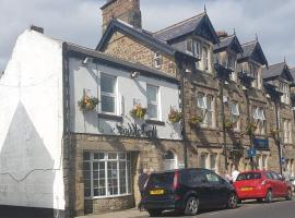 The Saddle Bed & Breakfast, Alnmouth