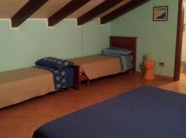Casa Mariù, Sala Consilina