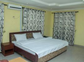 Rosrit Hotel and Suites, Benin City