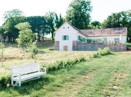 Maison BOGArT, Alsobogát (рядом с городом Edde)